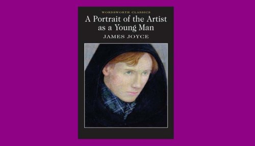 A Portrait Of The Artist As A Young Man Book