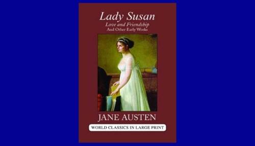 Lady Susan Book