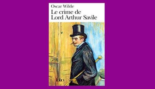 Le Crime De Lord Arthur Savile Book