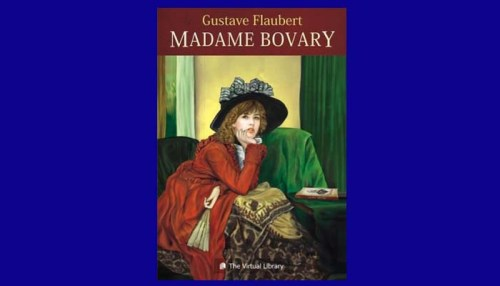 Madame Bovary Book