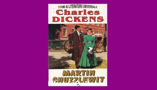 Martin Chuzzlewit Book