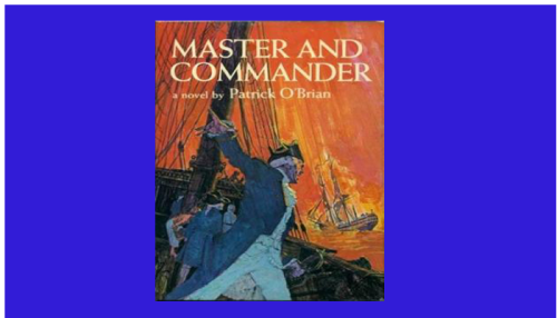 Master and Commander Book