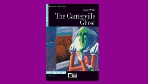 The Canterville Ghost Book