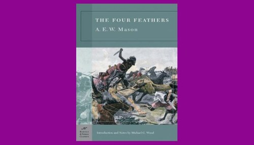 The Four Feathers Book
