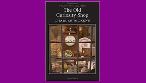 The Old Curiosity Shop Book