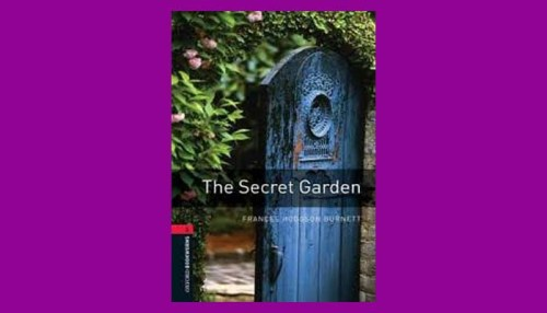 The Secret Garden Book