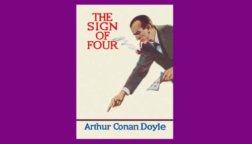 The Sign Of Four Book