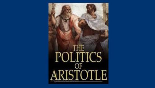 Politcs by aristotle
