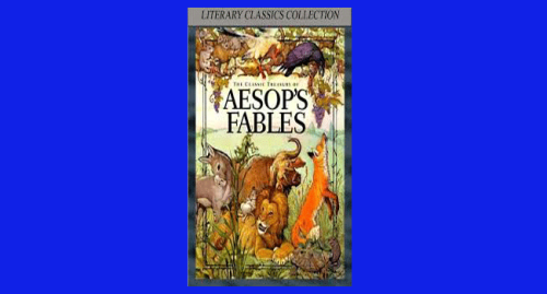aesop's fable pdf