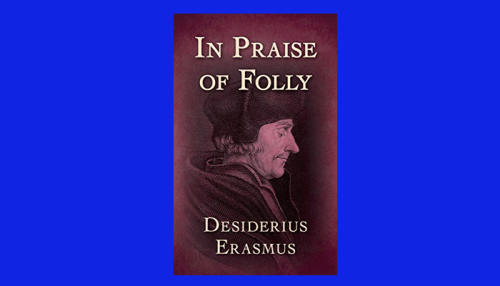in praise of folly pdf