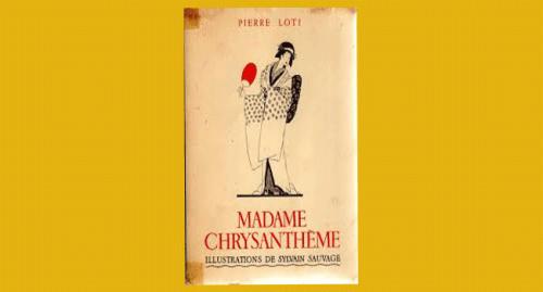 madam chrysantheme pdf