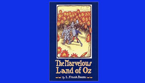 the marvelous land of oz PDF