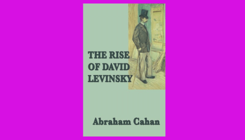 the rise of david levinsky pdf
