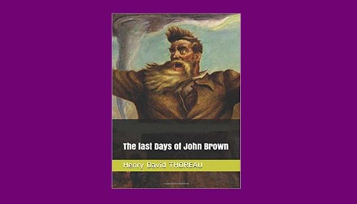 The Last Days Of John Brown