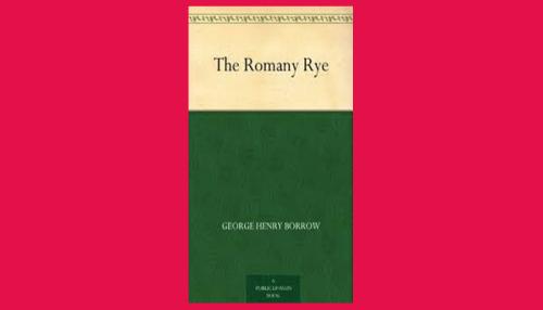romany rye pdf