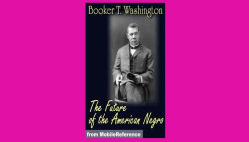 the future of the american negro pdf