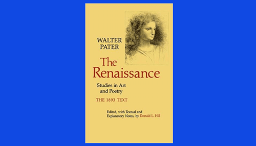 walter pater the renaissance pdf