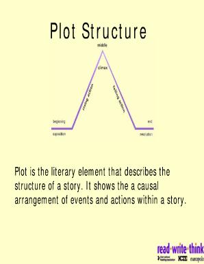 Freytag Pyramid : freytag, pyramid, Freytag's, Pyramid, Template, Online,, Printable,, Fillable,, Blank, PdfFiller