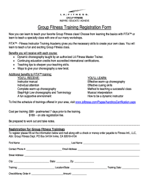 La Fitness Cancellation Form Pdf 2019 : fitness, cancellation, Fitness, Online,, Printable,, Fillable,, Blank, PdfFiller