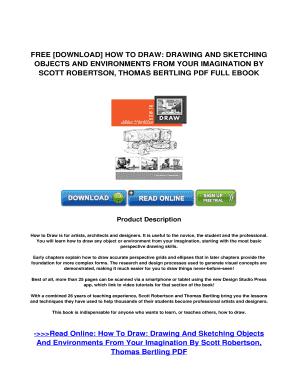 Scott Robertson How To Draw : scott, robertson, Scott, Robertson, Online,, Printable,, Fillable,, Blank, PdfFiller