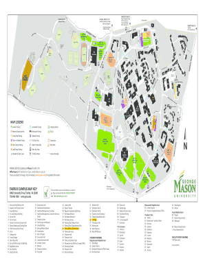 George Mason University Campus Map | Earth Map