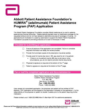 Abbott Patient Assistance Program : abbott, patient, assistance, program, Abbott, Patient, Assistance, Foundation, Online,, Printable,, Fillable,, Blank, PdfFiller
