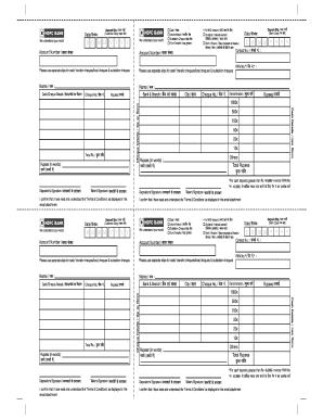 Hdfc Bank Deposit Slip New : deposit, Printable, Deposit, Forms, Templates, Fillable, Samples, Download, PDFfiller