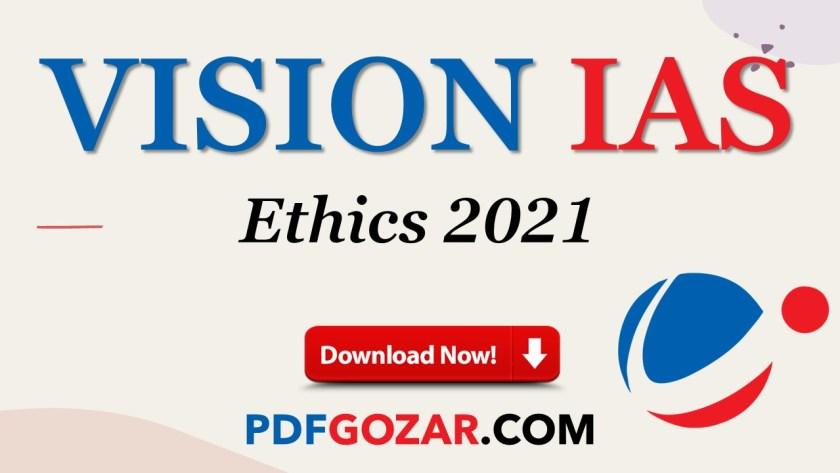 Vision IAS Ethics Notes PDF