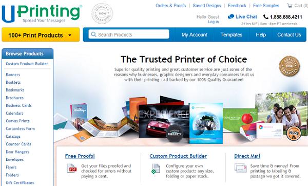 5 best online printers