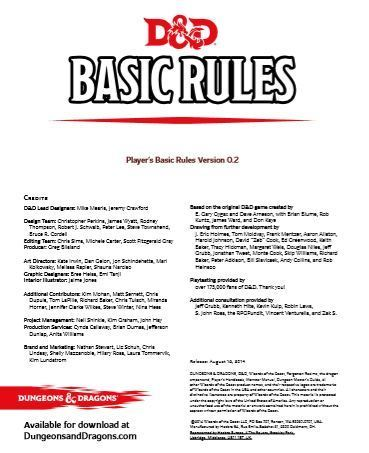 "Download ""Player's Handbook 5e PDF"""
