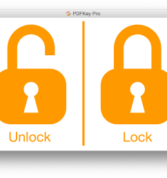 pdfkey pro the mac and windows utility to unlock password protected pdfs [ 1200 x 840 Pixel ]