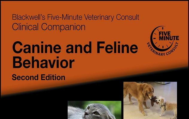 Canine And Feline Behavior 2nd Edition PDF Page 0001