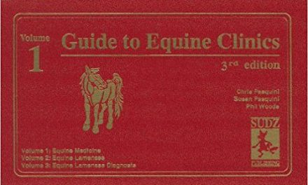 Guide to Equine Clinics Equine Medicine 3rd Edition PDF