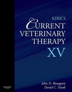Kirk's Current Veterinary Therapy XV PDF