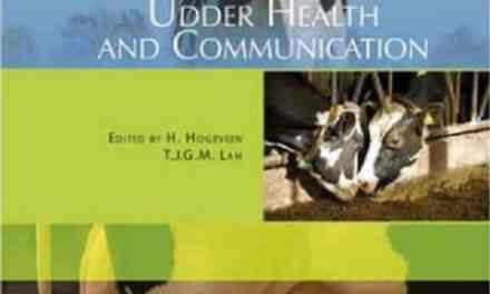 Udder Health and Communication Book PDF Download