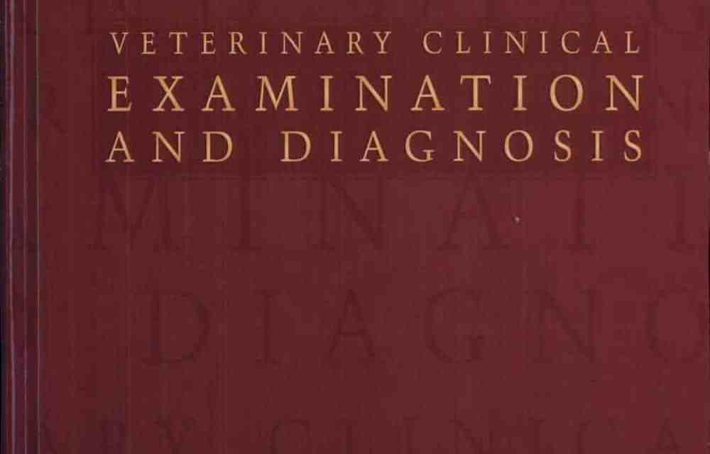 Veterinary Clinical Examination and Diagnosis by Radostits PDF