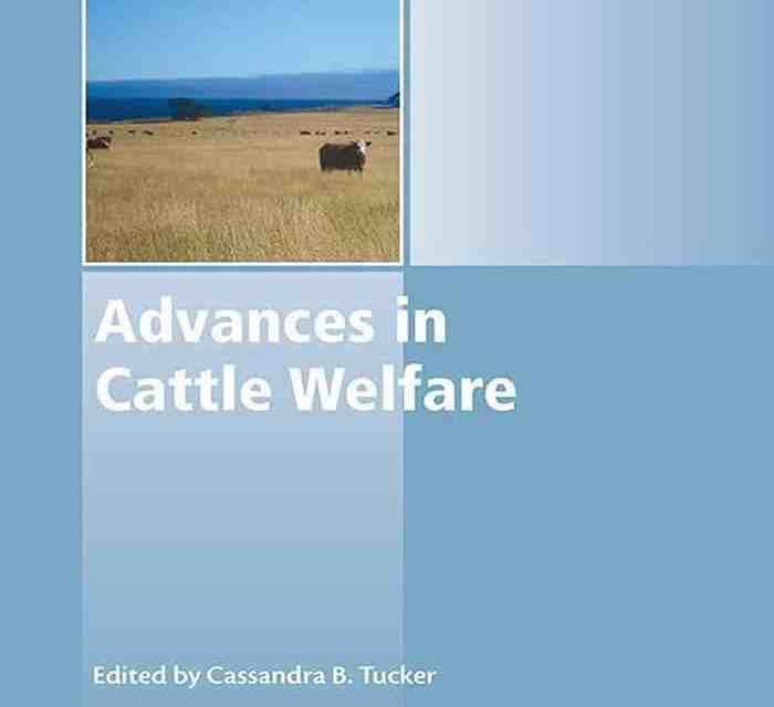 Advances in Cattle Welfare Free PDF Download