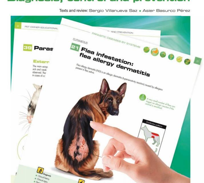 Pet Owner Educational Atlas – Parasites, Diagnosis, Control And Prevention