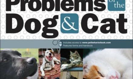 Behavior Problems of the Dog and Cat 3rd Edition