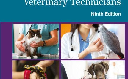 Clinical Textbook for Veterinary Technicians 9th Edition