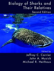 Biology of sharks and their relatives 2nd edition