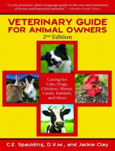 Veterinary guide for animal owners 2nd edition