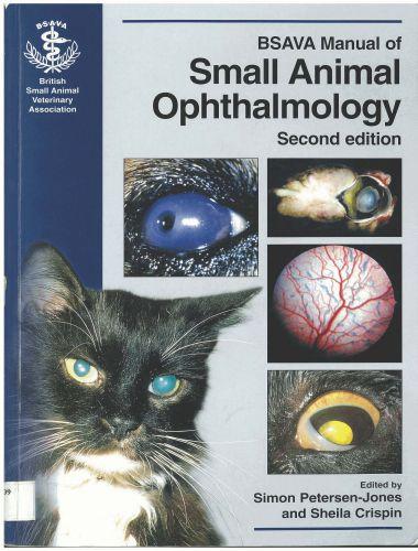Manual of Small Animal Ophthalmology 2nd Edition