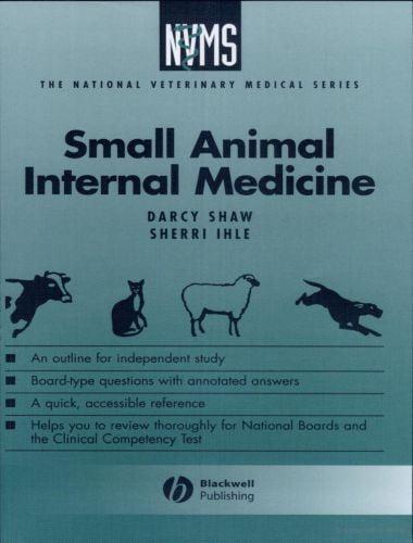NVMS – Small Animal Internal Medicine 1st Edition