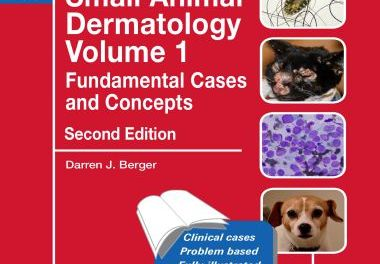 Moriello's Small Animal Dermatology, Fundamental Cases and Concepts: Self-Assessment Color Review, 2nd Edition