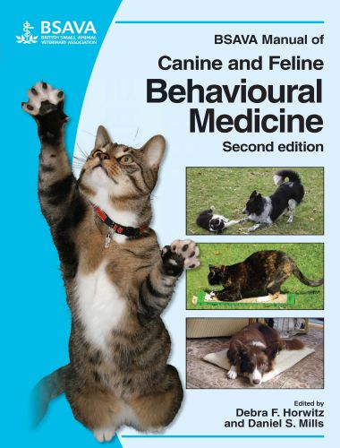 Manual of Canine and Feline Behavioural Medicine 2nd Edition