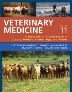 Veterinary medicine 11th edition