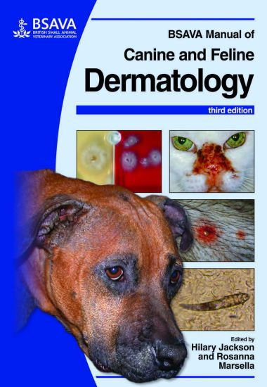 Manual of Canine and Feline Dermatology 3rd Edition
