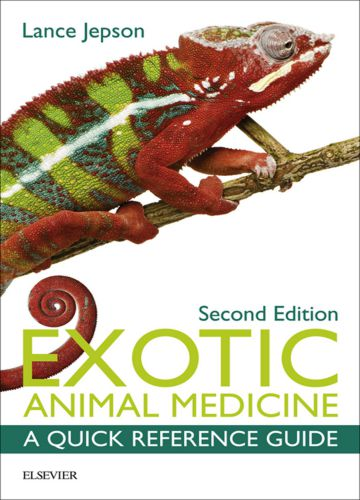 Exotic Animal Medicine: A Quick Reference Guide 2nd Edition