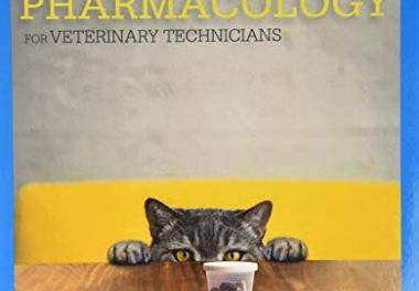 Fundamentals of Pharmacology for Veterinary Technicians, 3rd Edition